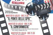 APPUNTAMENTO AL BUIO: IL CINEMA D'ESTATE