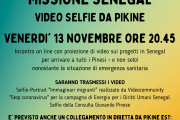 MISSIONE SENEGAL: VIDEO SELFIE DA PIKINE