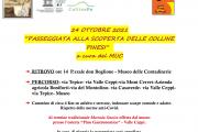 PASSEGGIATA ALLA SCOPERTA DELLE COLLINE PINESI